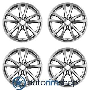 Lexus Is250 Is350 2006 2008 18 Factory Oem Staggered Wheels Rims Set Hyper