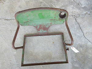 John Deere 520 530 620 630 720 730 820 830 Float Ride Seat Top 4