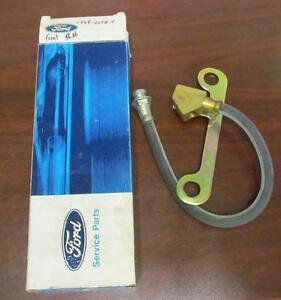 1965 69 Nos Lincoln Continental Right Front Disc Brake Hose