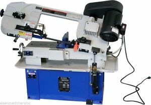 Eisen 712w Bandsaw 7 x12 Bandsaw With 1hp Single phase Ul listed Motor