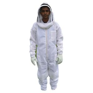 5xl Ventilated Bee Suit Body Comfort 3 Layer Mesh Vented Beekeeper Suit