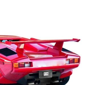 For Lamborghini Countach 81 89 Oem Replica Aluminum Wing Stands Lp500 Style