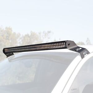 For Toyota Tundra 07 18 Light Bar Roof Mounted B Force 50 300w Dual Row Combo