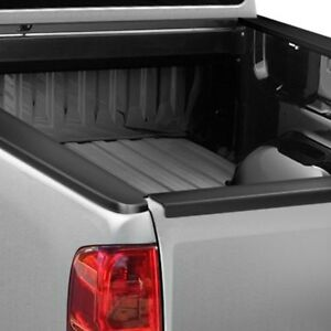 For Chevy Colorado 2004 2012 Westin 72 01167 Textured Black Tailgate Bed Cap
