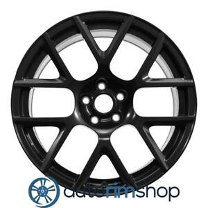 Dodge Challenger 2015 2016 2017 2018 20 Oem Wheel Rim Without Mopar Stamp Black