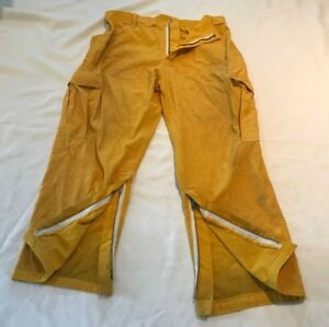 Pia Firefighter Wildland Overpants Size Xl s 3