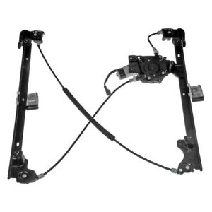 Land Rover Freelander 02 05 Power Window Regulator And Motor Assembly Front