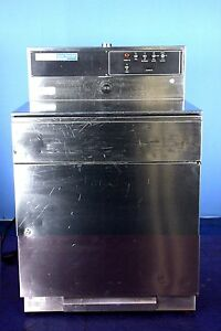 2007 Steris Amsco Sonic Bath Large Ultrasonic Cleaner Parts Washer With Warranty