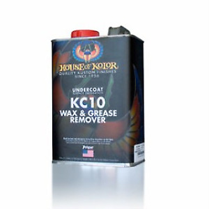 House Of Kolor Kc 10g Wax Grease Remover Gallon Hok Kc10g