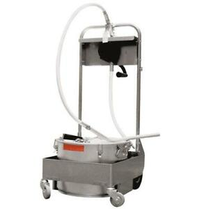 Miroil 55hd Hand Operated Fryer Oil Filter