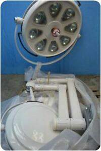 Skytron Infinity If22 Ceiling Mount Double Head Surgical Lighting System 10446