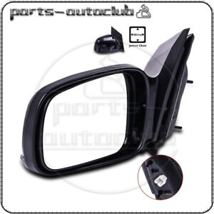 Driver Lh Side Power Rear Side View Mirror For 2006 11 Honda Civic 2 Door Coupe