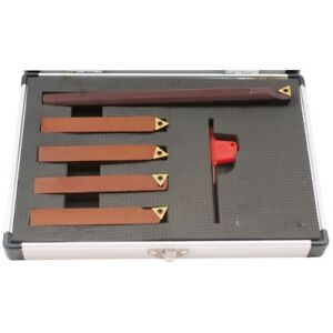3 8 5 Piece Indexable Turning Boring Tool Set 2003 0032