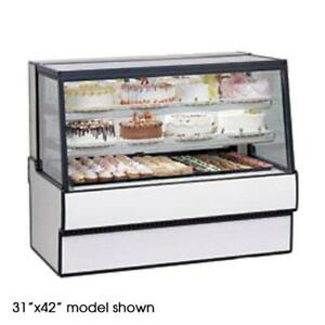 Federal Sgr7748 High Volume 77 X 48 Refrigerated Bakery Case