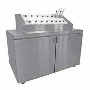 Nor lake Zr152sms 0 Ice Cream Topping Unit