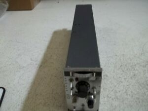 Unholtz dick P22mhs 1 Signal Conditioning Amplifier used