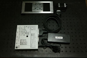 Newport Uts100pp Motorized Stage esp compatible With Smc100pp Controller