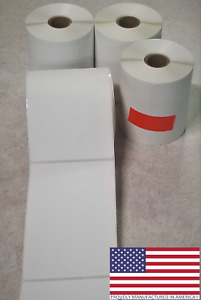 100 Rolls 4x6 Direct Thermal Shipping Labels 250 Per Roll 25000 Labels9