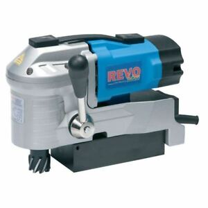 Powerbor 22b11ous 110v Low Profile Electromagnetic Drill