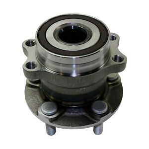 Rear Wheel Hub Bearing Assembly For Subaru Forester Impreza Crosstrek Awd