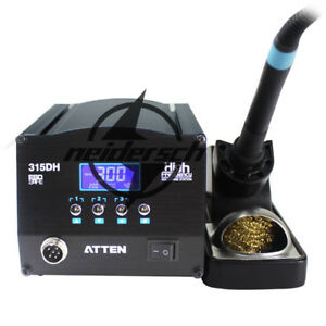 Atten 150w Unleaded Soldering Iron High power Smd Solder Station At315dh 220v