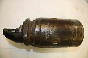 Volvo 122 Amazon 140 Series Bosch Starter Fits All B 18 B 20 Engines