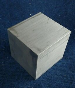 3 5 X 3 5 X 3 5 Long New 6061 Solid Aluminum Plate Flat Bar Stock Mill Block