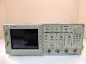 Tektronix Tds694c 4 Channel 3ghz 10gsa s Digital Real time Oscilloscope