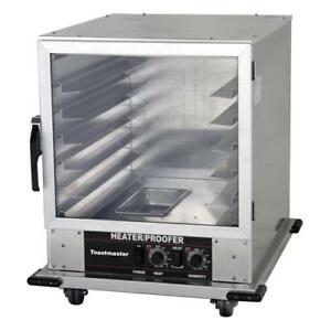 Toastmaster 9451 hp12cdn 1 2 Size Insulated Heater Proofer Cabinet Proofing