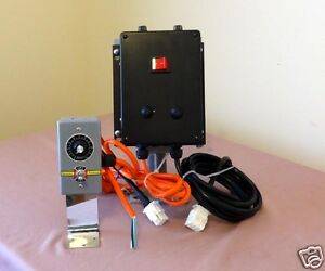 1 5 Hp 90vdc Variable Motor Speed Control Kit W forward reverse Switch