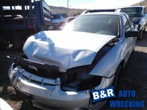 Seat Belt Front Bucket Coupe Driver Buckle Fits 00 05 Cavalier 9906276