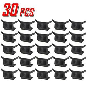 30pcs Roof Garnish Moulding Plastic Retainer Rivet For Ford F 150 2004 2008