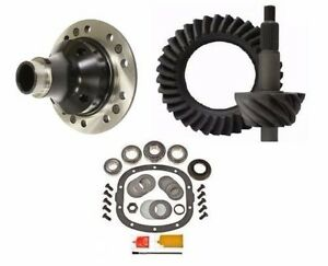 Ford 9 4 56 Excel Ring And Pinion Grip Lok Locker 28 Spline Gear Pkg