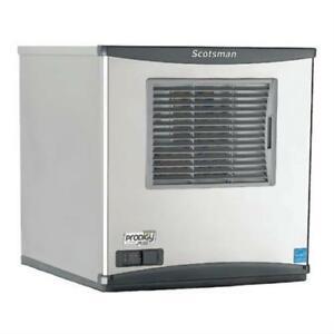 Scotsman N0422a 1 Prodigy Plus Air Cooled 420 Lb Ice Machine