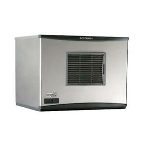 Scotsman C0330sa 1 Prodigy Plus Air Cooled 350 Lb Ice Machine