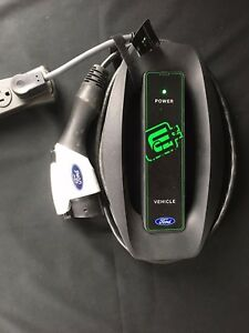Original Ford Ev C Max Focus Fusion Battery Charger Electric Car Charging Cable