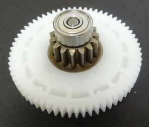 Elco 2nd Gear With 13mm Bearings Position 7 For Cab Faby Slush Puppie Machines