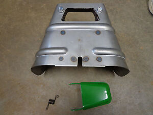 John Deere 520 530 620 630 720 730 Pto Casting Bracket With Both Shields New