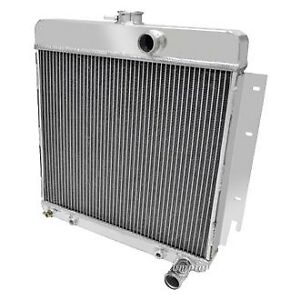 For Dodge Dart 1964 Champion Cooling Systems Cc63dt All Aluminum Radiator
