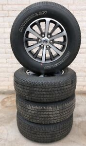 New Take Offs 2005 2018 Ford F150 18 Oem Michelin Wheels And Tires Set