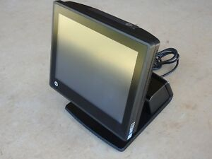 Hp Rp7 Model 7800 Touchscreen Point of sale Retail System Windows 7 Pro W Cord