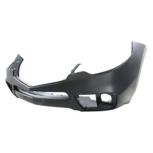 For Acura Rdx 2010 2012 K metal Front Bumper Cover