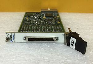 National Instruments Ni pxi 4351 185450d 01 24 Ch Data Acquis
