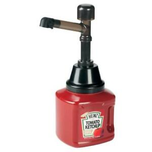 Server 82440 Solution Bottle Pump For Heinz Pour Store