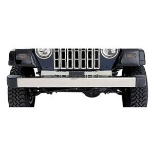 For Jeep Wrangler 1997 2006 Rugged Ridge Front Bumper