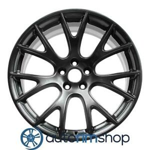 Dodge Charger Srt Challenger Srt 2015 2016 2017 2018 2019 20 Oem Wheel Rim