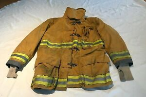 Globe Gx 7 Firefighter Turnout Jacket Size 44 X 35