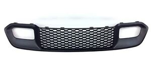 2017 2018 Jeep Grand Cherokee Front Lower Grille Black New Oem 68310773aa