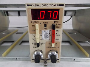 Unholtz Dickie Mod D33 Series Signal Conditioner