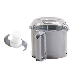 Robot Coupe 27239 3 Qt Bowl Kit R2n Food Processor